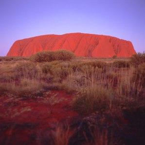 'Uluru 001', 2010