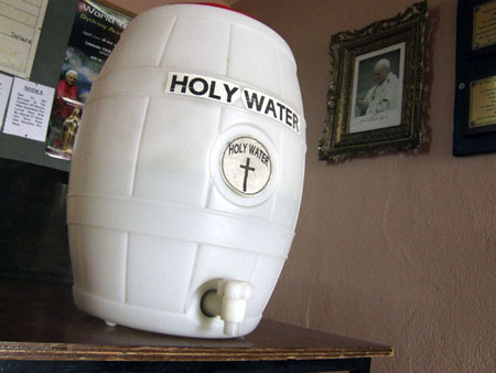 'Holy Water'