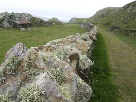 'Stone Wall I'