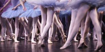 The Australian Ballet School's 40th Anniversary performance at The Victorian Arts Centre, 2004
