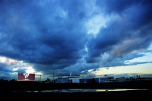 'Passing Clouds', 2003