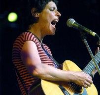Deborah Conway - 'Eureka 150 Festival', Ballarat, 2004