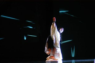 'Sandakan Threnody' by Theatreworks (Singapore) - 2004 Melbourne International Arts Festival.