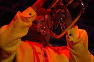 Hugh Masekela - 'Eureka 150 Festival', Ballarat, 2004