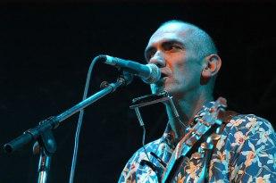 Paul Kelly - 'Eureka 150 Festival', Ballarat, 2004