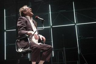 'Men In Tribulation' - 2004 Melbourne International Arts Festival. Atheneum Theatre, Melbourne.