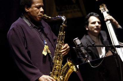 Wayne Shorter - 2005 'Umbria Jazz Festival' at The Melbourne Concert Hall.