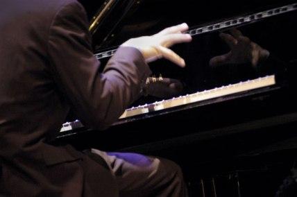 Wayne Shorter's pianist - 2005 'Umbria Jazz Festival' at The Melbourne Concert Hall.