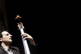 Wayne Shorter's double-bassist - 2005 'Umbria Jazz Festival' at The Melbourne Concert Hall.
