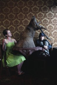 Publicity shot for 'Meat Market', Choreographed by Matt Morse. Circa 2004
