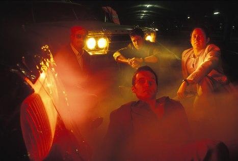 Publicity shot for the band, Nemo, circa 2002.