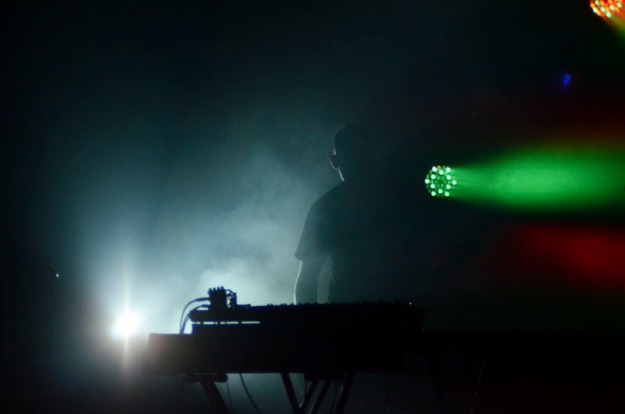 Mikelangelo - City Of Dreams gig at Foxtel Festival Hub (Melbourne Festival)