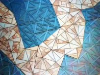 'Federation Square' by Oliver, 2011.