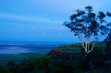 Looking over Cambridge Gulf - Wyndham, The Kimberley, Western Australia.