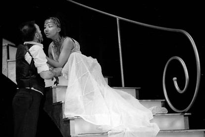 Bell Shakespeare Company's 'Antony & Cleopatra', Circa 2002