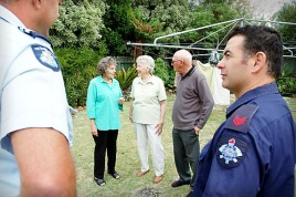 Victoria Police Housing Safety Campaign