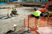 Mercy Health & Aged Care construction, Parkville