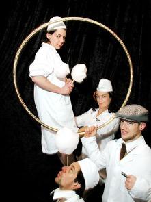 Circus Oz, Melbourne.