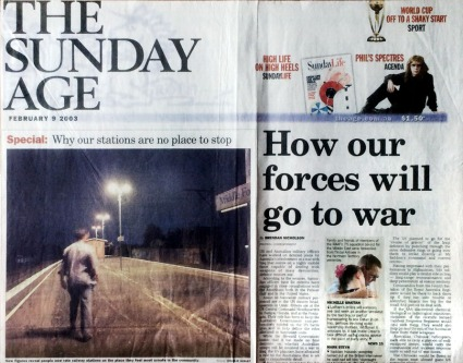 The Sunday Age