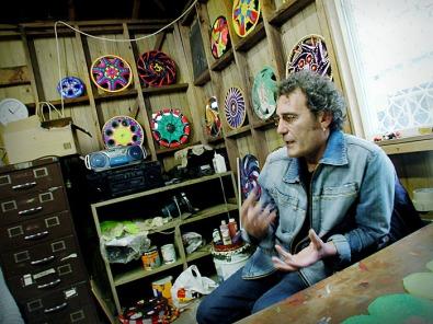 Artist, Phil Hall