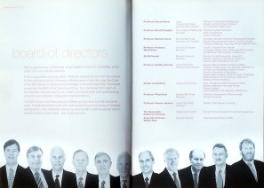 Neurosciences Victoria, Annual Report 2001 - 02