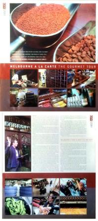 Composite file of 'Gourmet Tour', Melbourne