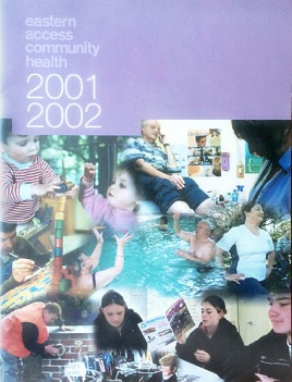 Eastern Access Community Health, Annual Report 2001 - 02