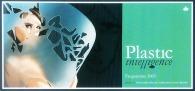 Publicity shot for 'Plastic Intelligence', 2005